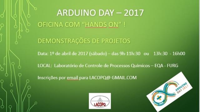 arduino day 2017 convite